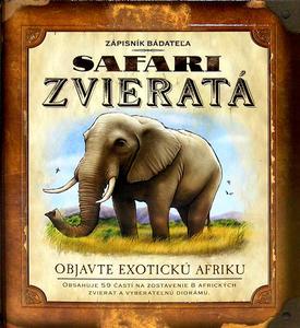 Obrázok Safari zvieratá