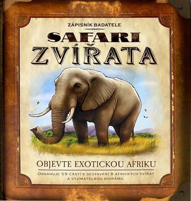 Obrázok Safari zvířata