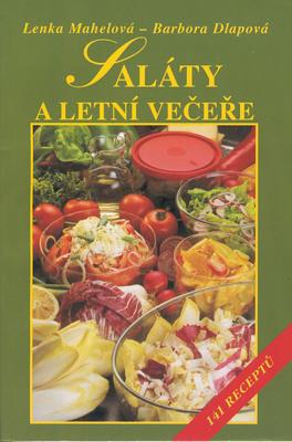 Obrázok Saláty a letní večeře