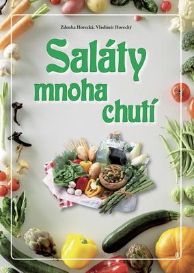 Saláty mnoha chutí