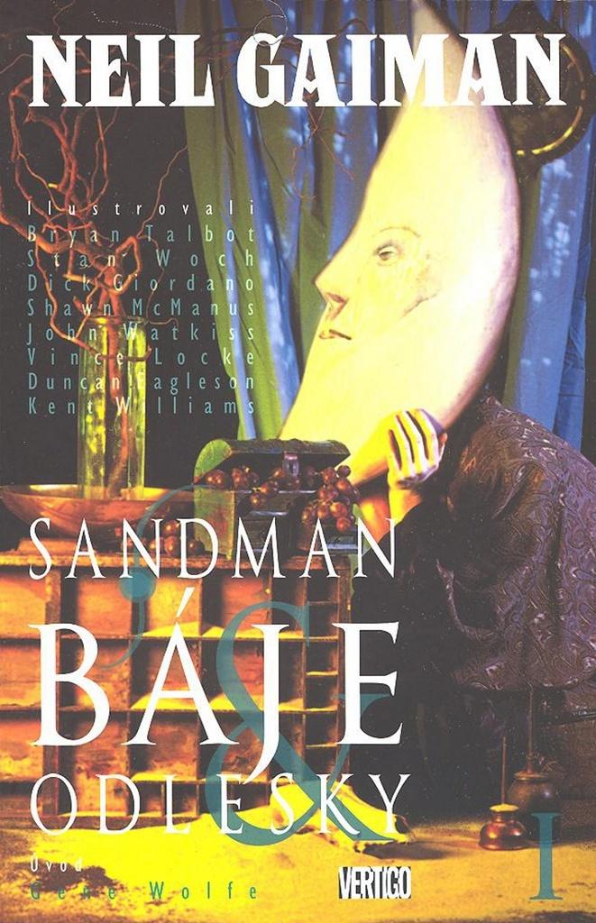Sandman Báje a odlesky I - Neil Gaiman