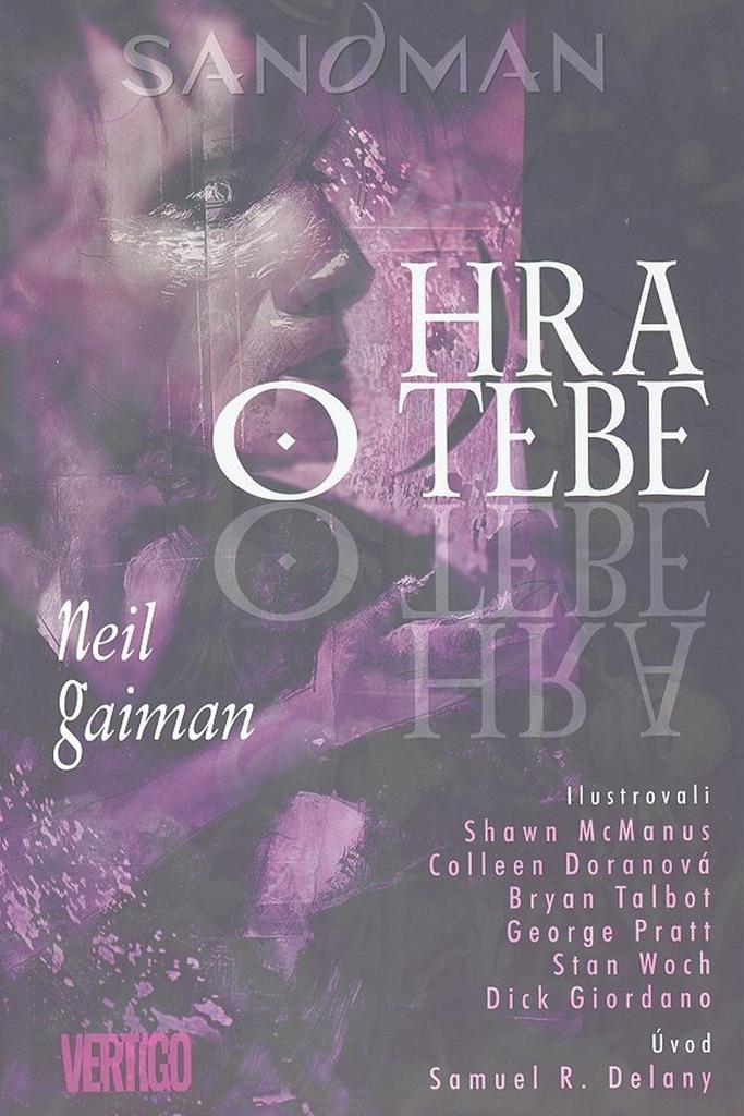 Sandman Hra o tebe - Neil Gaiman