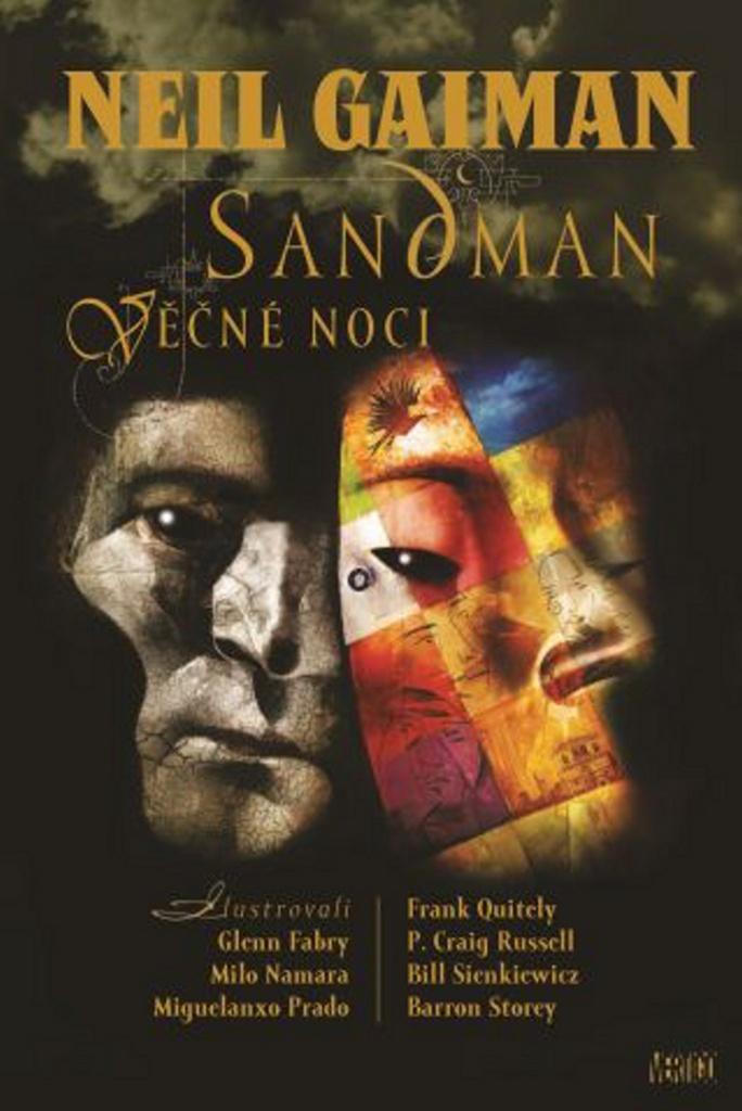 Sandman Věčné noci - Neil Gaiman