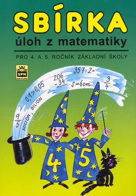 Obrázok Sbírka úloh z matematiky pro 4. a 5. ročník základní školy