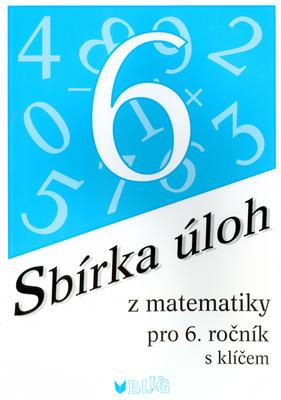Obrázok Sbírka úloh z matematiky pro 6.ročník