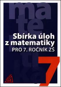Obrázok Sbírka úloh z matematiky pro 7. ročník ZŠ