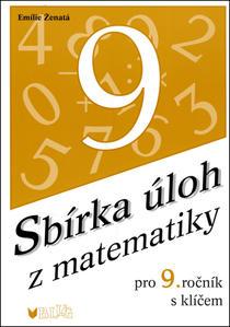 Obrázok Sbírka úloh z matematiky pro 9. ročník s klíčem