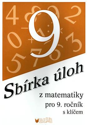 Obrázok Sbírka úloh z matematiky pro 9. ročník