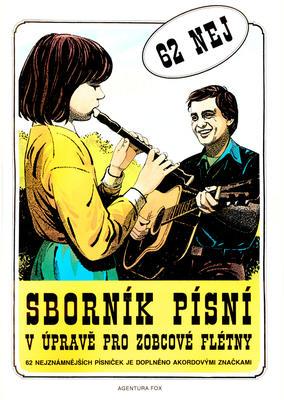 Obrázok Sborník písní v úpravě pro zobcové flétny 1.díl