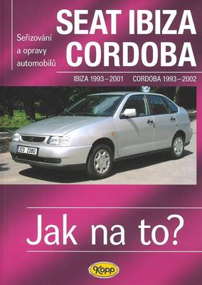 Obrázok Seat Ibiza 1993 - 2001, Cordoba 1993 - 2002