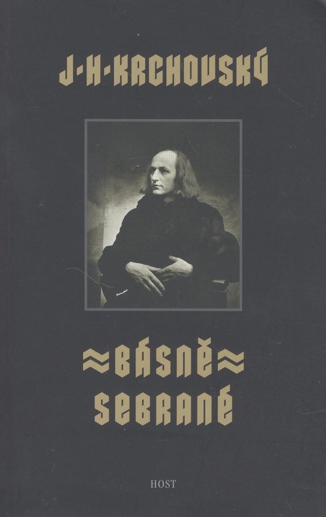 Sebrané básně - J.H. Krchovský