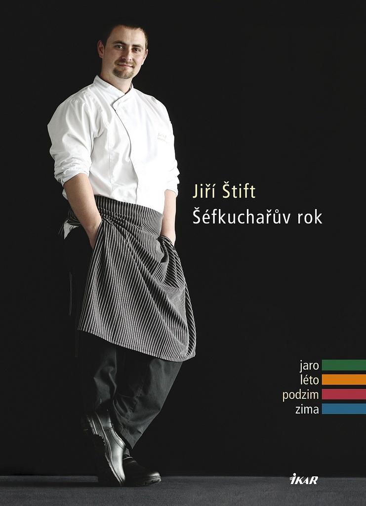Šéfkuchařův rok - Jiří Šlift