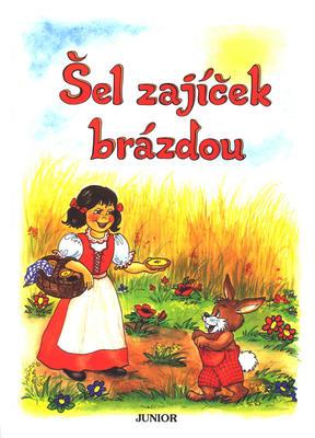 Obrázok Šel zajíček brázdou