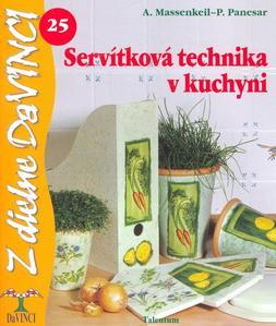 Obrázok Servítková technika v kuchyni