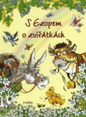 Obrázok S Ezopem o zvířátkách