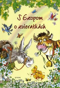 Obrázok S Ezopom o zvieratkách