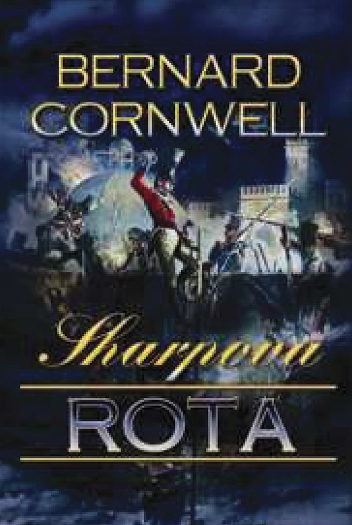 Sharpova rota - Bernard Cornwell