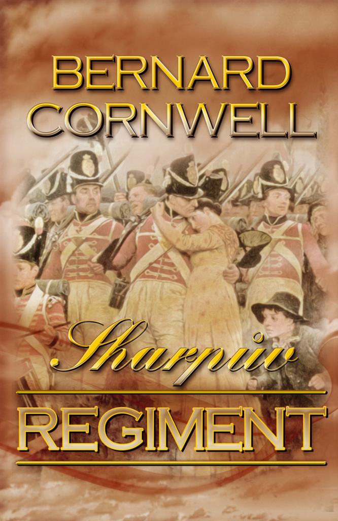 Sharpův regiment - Bernard Cornwell