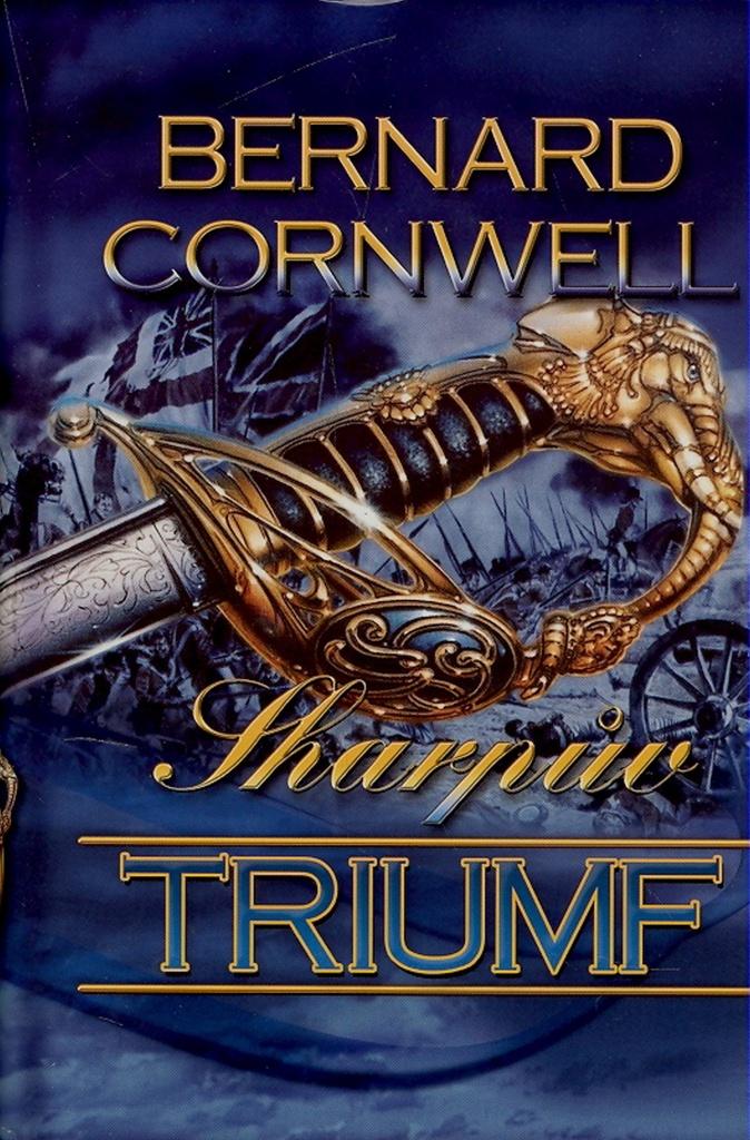Sharpův triumf - Bernard Cornwell