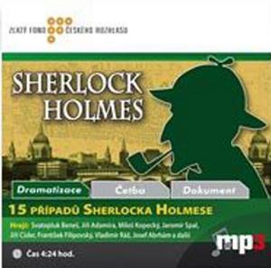 Obrázok Sherlock Holmes (15 případů Sherlocka Holmese)