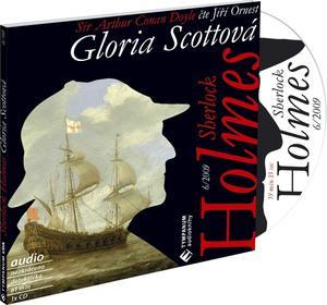 Obrázok Sherlock Holmes Gloria Scottová