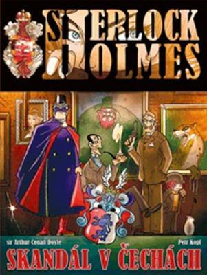 Obrázok Sherlock Holmes Skandál v Čechách