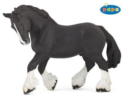 Obrázok Shirský kůň černý
