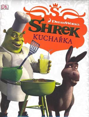 Obrázok Shrek Kuchařská kniha