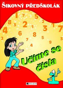 Obrázok Šikovný předškolák Učíme se čísla