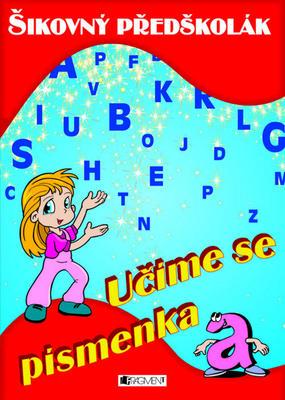 Obrázok Šikovný předškolák Učíme se písmenka