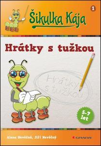 Obrázok Šikulka Kája Hrátky s tužkou