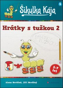 Obrázok Šikulka Kája Hrátky s tužkou 2