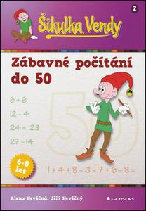 Obrázok Šikulka Vendy Zábavné počítání do 50