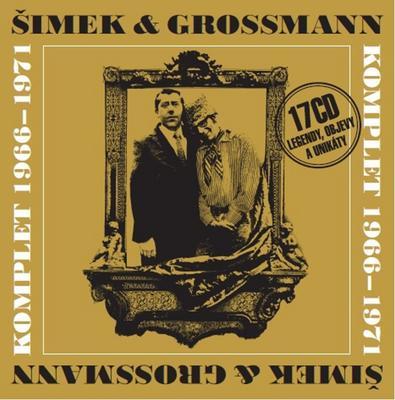 Obrázok Šimek a Grossmann komplet