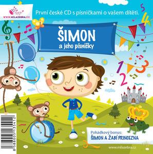 Obrázok Šimon a jeho písničky
