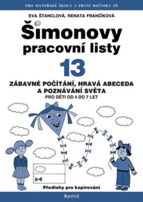 Obrázok Šimonovy pracovní listy 13