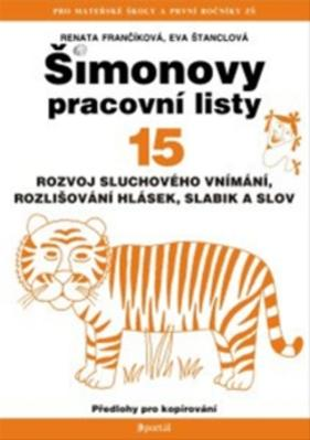 Obrázok Šimonovy pracovní listy 15