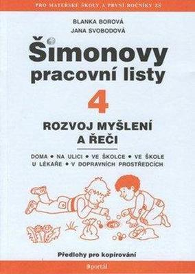 Obrázok Šimonovy pracovní listy 4