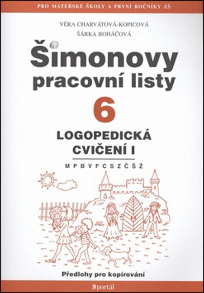 Simonovy Pracovni Listy 6 Sleviste Cz