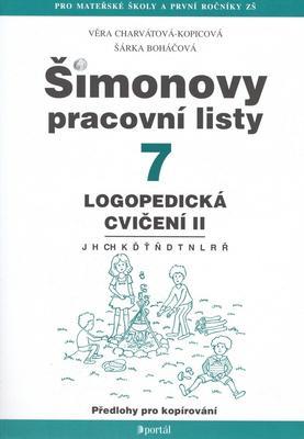 Obrázok Šimonovy pracovní listy 7