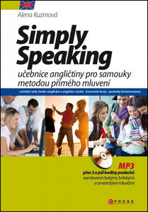 Obrázok Simply Speaking + CD MP3