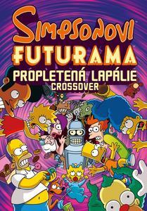 Obrázok Simpsonovi Futurama Propletená lapálie