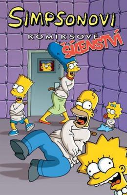 Obrázok Simpsonovi Komiksové šílenství