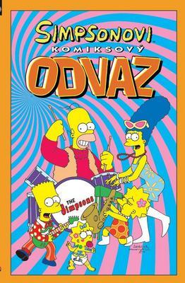 Obrázok Simpsonovi Komiksový odvaz