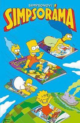 Obrázok Simpsonovi Simpsoráma