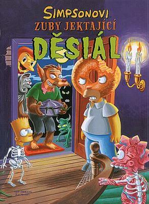 Obrázok Simpsonovi Zuby jektající děsiál