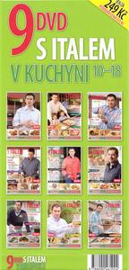 Obrázok S Italem v kuchyni 9 DVD Sada 10-18