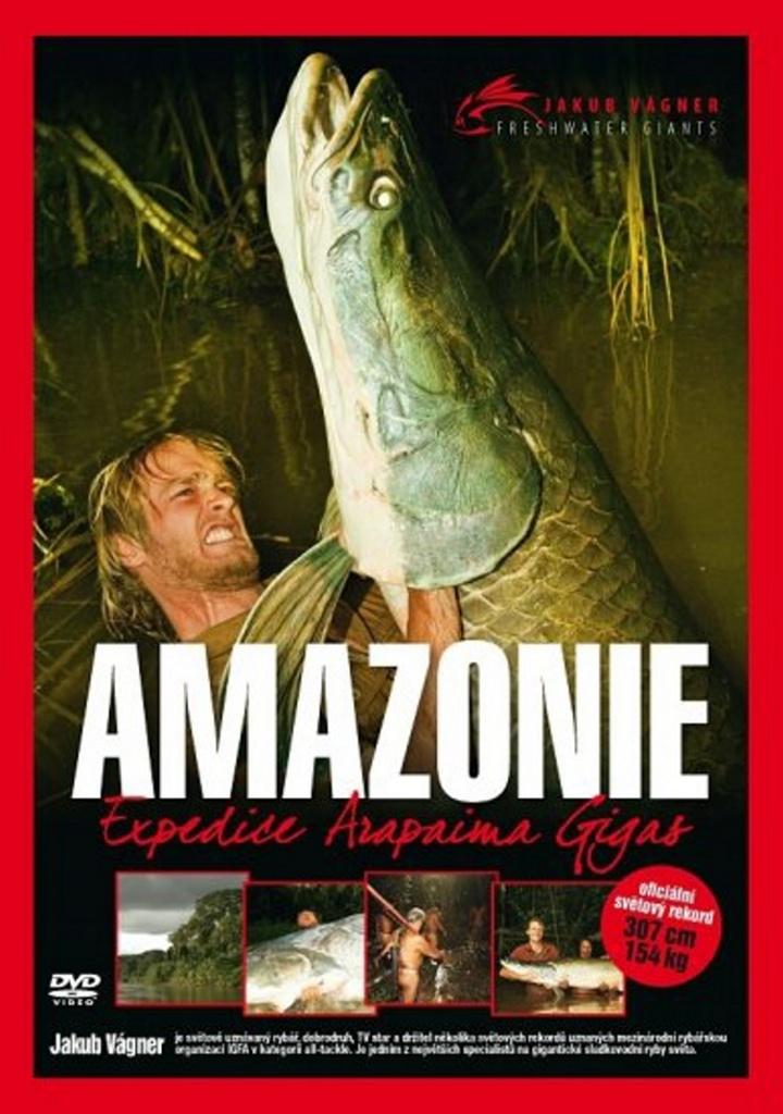 Amazonie Expedice Arapaima Gigas (Jakub Vágner) - Jakub Vágner