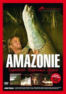 Obrázok Amazonie Expedice Arapaima Gigas (Jakub Vágner)