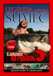 Obrázok S Jakubem na rybách Legenda jménem sumec